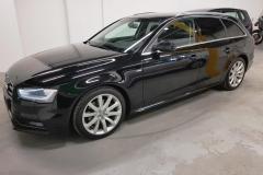 Audi A4 2.0 TDI 140 kW Quattro Sline předek