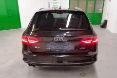 Audi A4 2.0 TDI 140 kW Quattro Sline zadek