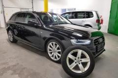 Audi A4 2.0 TDI Quattro Sline 2015 předek p