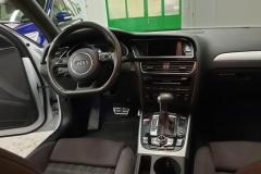 Audi A4 Avant 2.0 TDI 140 kW Sline Aut interirér