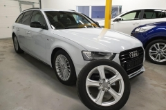 Audi A4 Avant 2.0 TDI 140 kW Sline Aut předek