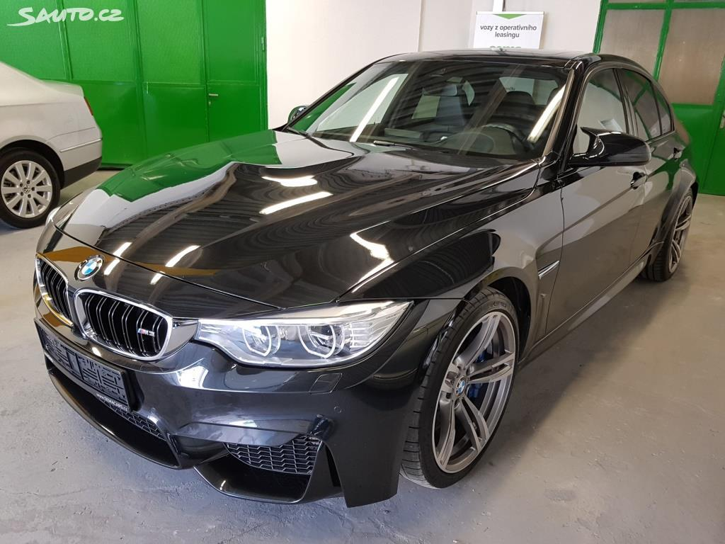 BMW M3 2015 předek L