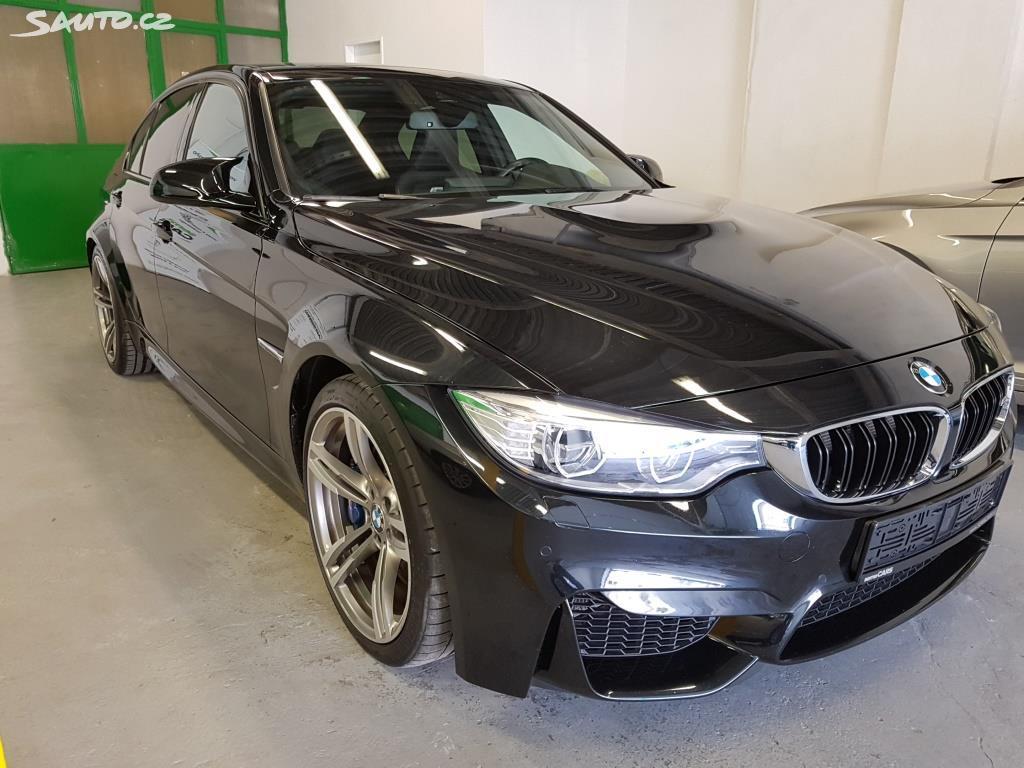 BMW M3 2015 předek P