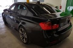 BMW M3  zadek