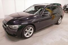 BMW Řada 3 320d Xdrive 140 kW 2016 předek