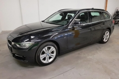 BMW Řada 3 320d Xdrive Aut. 135 kW Sport 2015 předek