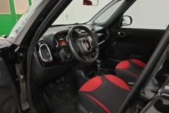 Fiat 500L Kombi 0,9T 77 kW interier