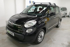 Fiat 500L Kombi 0,9T 77 kW předek