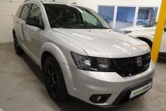 Fiat Freemont 2.0 125 kW 4x4 Aut BLACK CODE předek