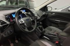 Ford Kuga 2.0 TDCi 132 kW 4x4 Individual palubní deska