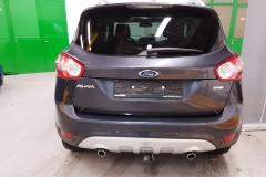 Ford Kuga 2.0 TDCi 2010 šedý 2