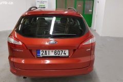 Ford Mondeo 2.0 TDCi 103 kW Ghia 2008 zadek