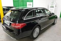 Mercedes-Benz C 220 CDi 125 kW Aut zadek