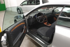 Mercedes-Benz CLK 200 Kompressor Elegance 2003 interier