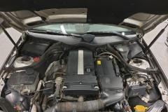Mercedes-Benz CLK 200 Kompressor Elegance 2003 motor