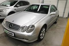 Mercedes-Benz CLK 200 Kompressor Elegance 2003 předek