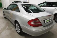 Mercedes-Benz CLK 200 Kompressor Elegance 2003 zadek
