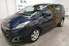 Peugeot 5008 1.6 HDI 84 kW Business 2014 předek
