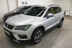 SEAT Ateca 1.6 TDI 85 kW Excelence 2017 předek