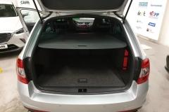 Škoda Octavia 2.0 TDi 135 kW RS kufr