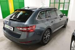 Škoda Superb 2.0 TDI 110 kW L&K zadek