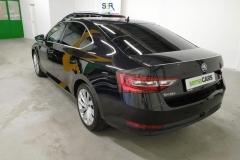 Škoda Superb 2.0 TDI 140 kW DSG 4x4 Style 2016 zadek