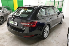 Škoda Superb 2.0 TDI 140 kW DSG 4x4 Style zadek