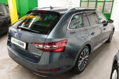 Škoda Superb 2.0 TSI 206 kW DSG 4x4 L&K zadek