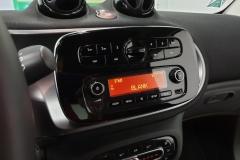 Smart Fortwo Coupe 66 kW Aut. palubní deska