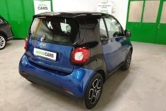 Smart Fortwo Coupe 66 kW Aut. zadek