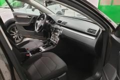 Volkswagen Passat 2.0 TDI 103 kW Comfortline interiér