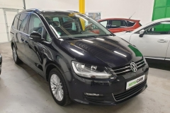 Volkswagen Sharan 2.0 TDI 103 kW CUP 4x4 7míst předek