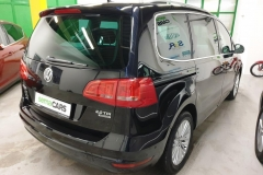 Volkswagen Sharan 2.0 TDI 103 kW CUP 4x4 7míst zadek