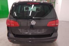 Volkswagen Sharan 2.0 TDI 103 kW CUP černý zadek