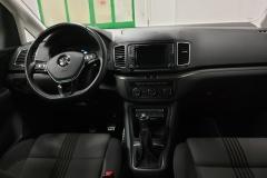 Volkswagen Sharan 2.0 TDI 110 kW Allstar interiér