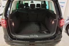 Volkswagen Sharan 2.0 TDI 110 kW Allstar kufr
