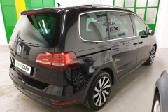 Volkswagen Sharan 2.0 TDI 110 kW Allstar zadek