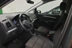 Volkswagen Sharan 2.0 TDI 110 kW Comfortline Facelift interier
