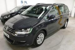 Volkswagen Sharan 2.0 TDI 110 kW Comfortline Facelift předek