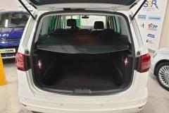 Volkswagen Sharan 2.0 TDI 110 kW Comfortline kufr
