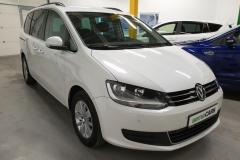 Volkswagen Sharan 2.0 TDI 110 kW Comfortline předek