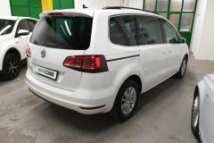 Volkswagen Sharan 2.0 TDI 110 kW Comfortline zadek