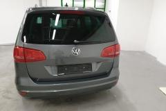 Volkswagen Sharan 2.0 TDI 130 kW DSG CUP 2014 zadek
