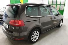 Volkswagen Sharan 2.0 TDI 130 kW DSG Highline zadek