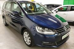 Volkswagen Sharan 2.0 TDI Highline předek