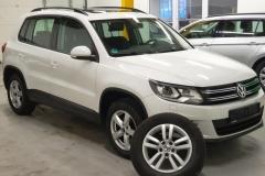 Volkswagen Tiguan 2.0 TDI 103kW Trend&Fun 2012 předek P