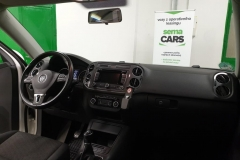 Volkswagen Tiguan 2.0 TDI 103kW Trend&Fun 2012 palubní deska