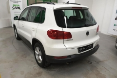 Volkswagen Tiguan 2.0 TDI 103kW Trend&Fun 2012 zadek