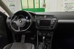 Volkswagen Tiguan 2.0 TDI 110 kW 4motion Comfortline interiér