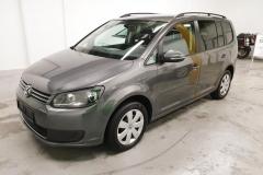 Volkswagen Touran 1.4 TSI 110 kW CNG Comfortline 2012 předek